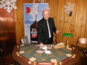 Laco Tischler kasíno kúziel